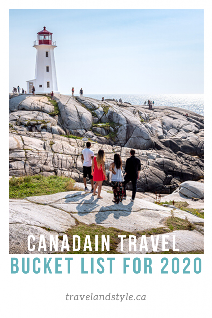 Canadian Travel: Where to go in 2020