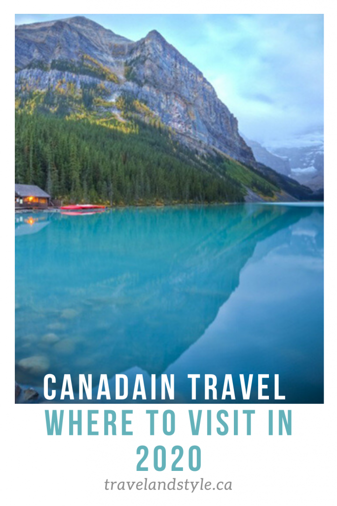 Canadian Travel Bucket List
