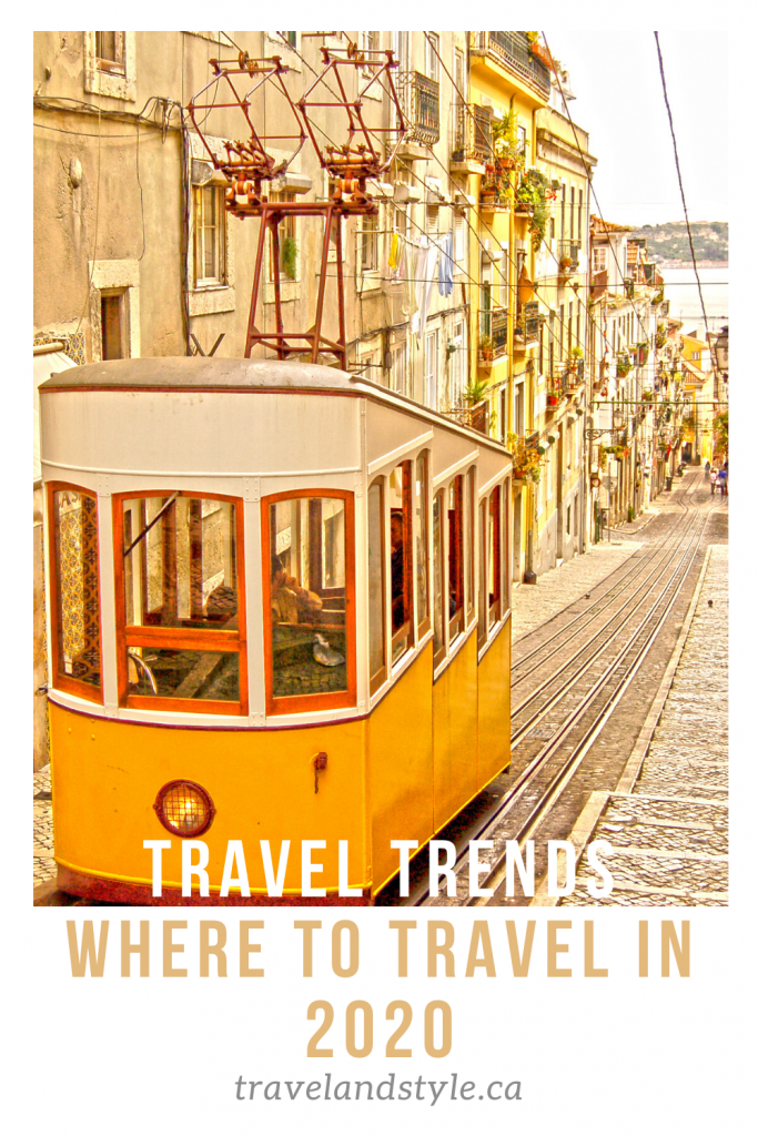 Travel trends: Canadians want to go to Lisbon