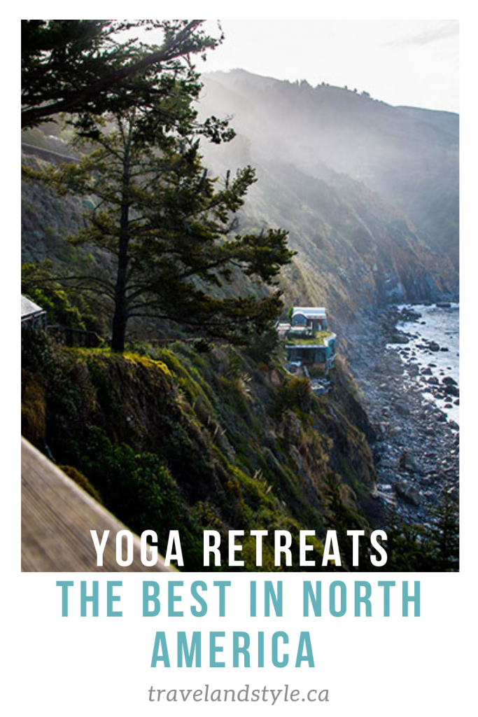 The Best Yoga Retreats in North America