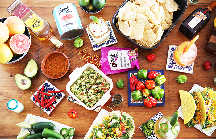 Cinco de Mayo At Home with Jose Cuervo tequila