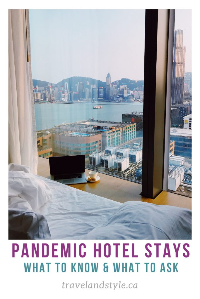 Pandemic Hotel Stays: What to Expect & What You Need to Ask